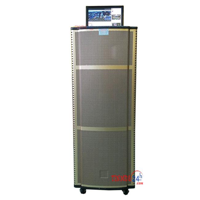 Loa kéo di động có màn hình Hosan DX 2-9915 - 246101