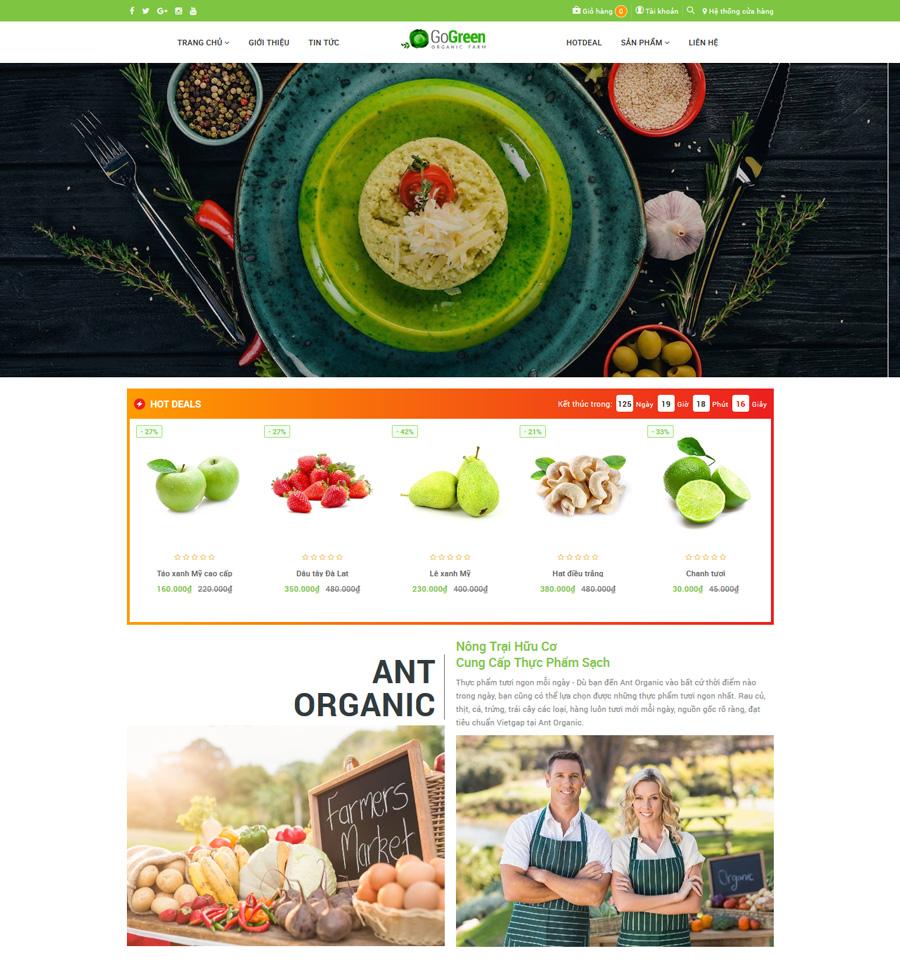 Ant Organic