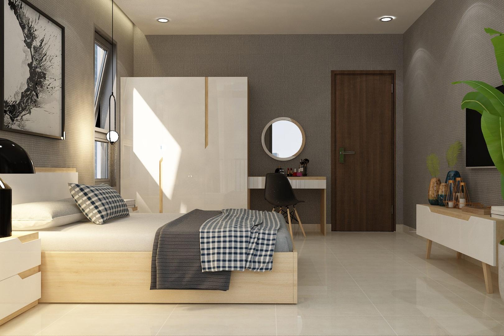 Set nội thất phòng ngủ PN-01.630WN