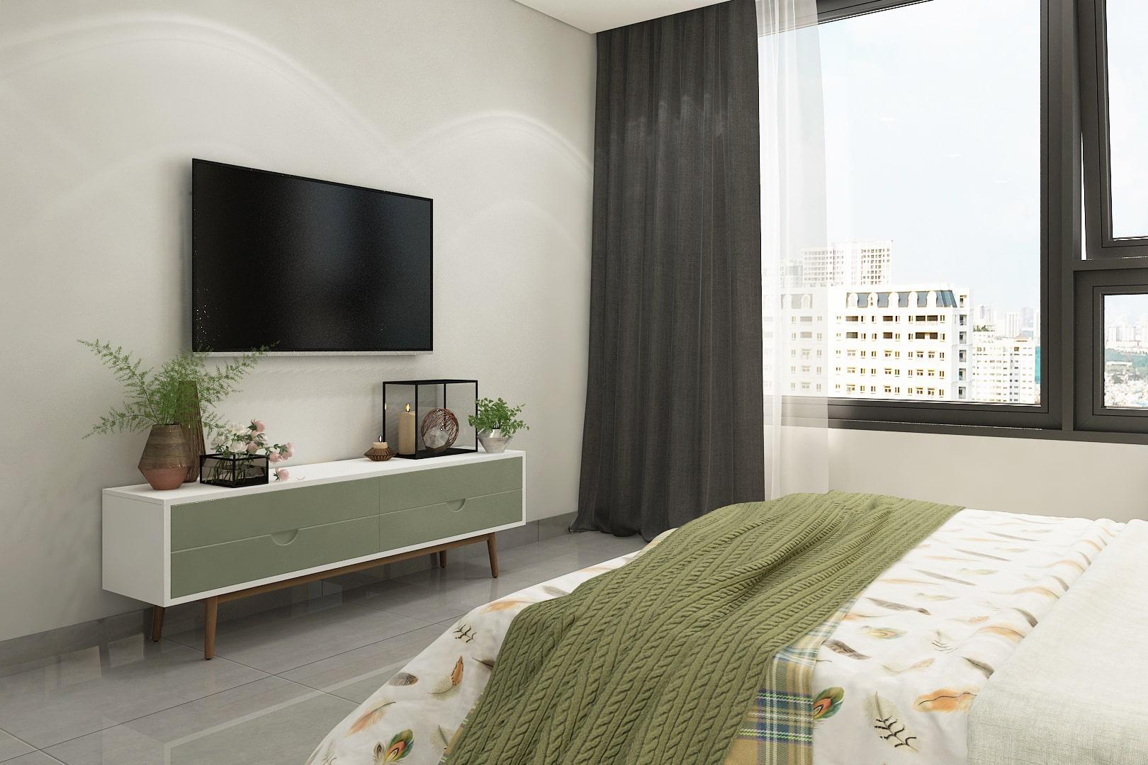 Set nội thất phòng ngủ PN-05.024MN