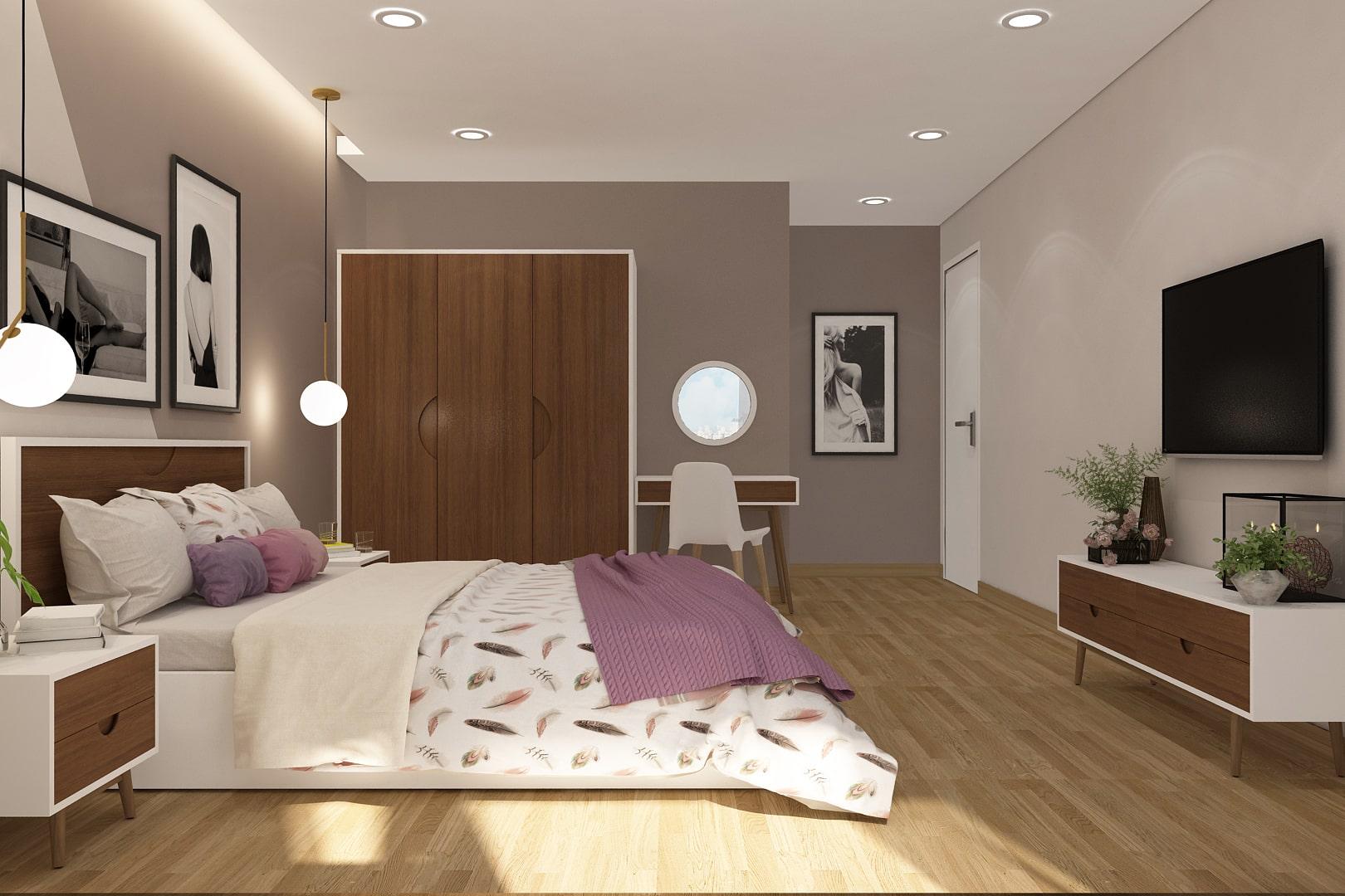 Set nội thất phòng ngủ PN-05.335WG