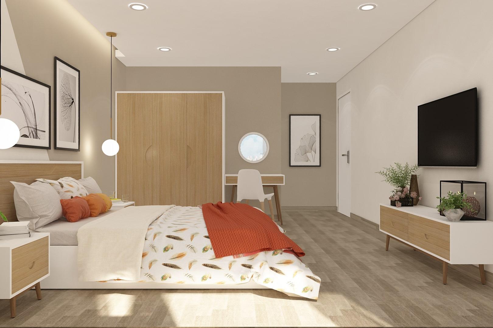 Set nội thất phòng ngủ PN-05.388EV