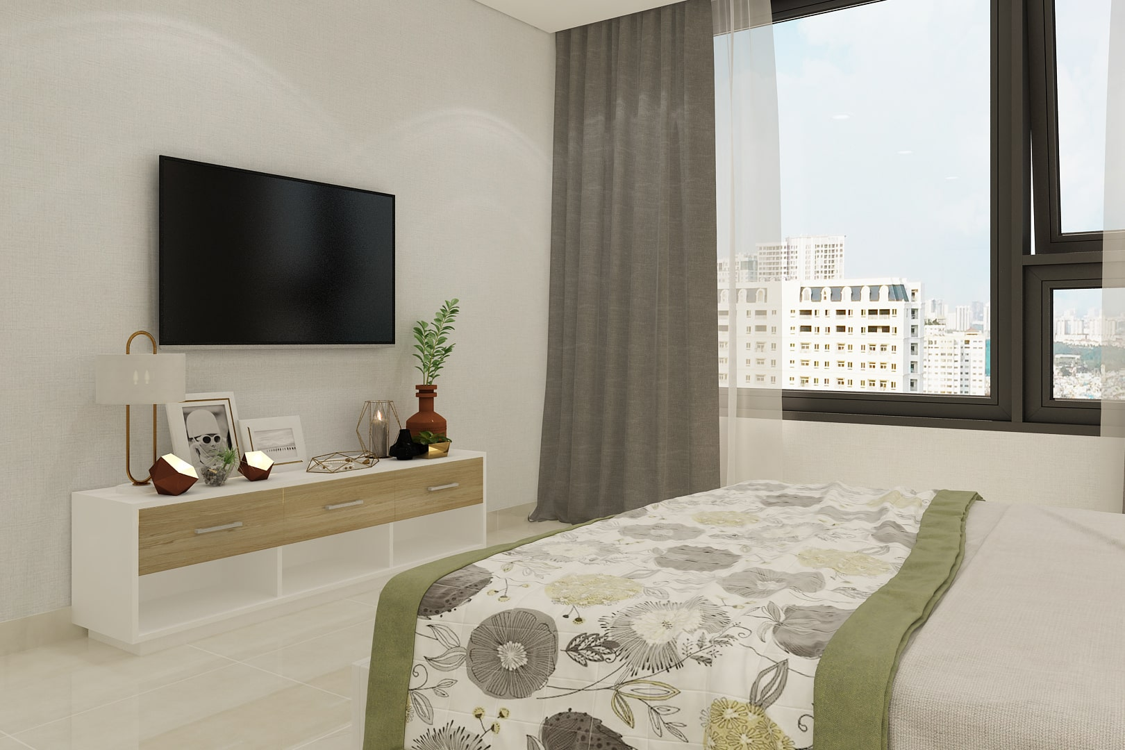 Set nội thất phòng ngủ PN-06.620WN