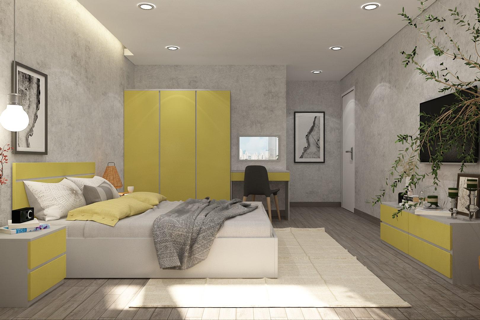 Set nội thất phòng ngủ PN-07.032T