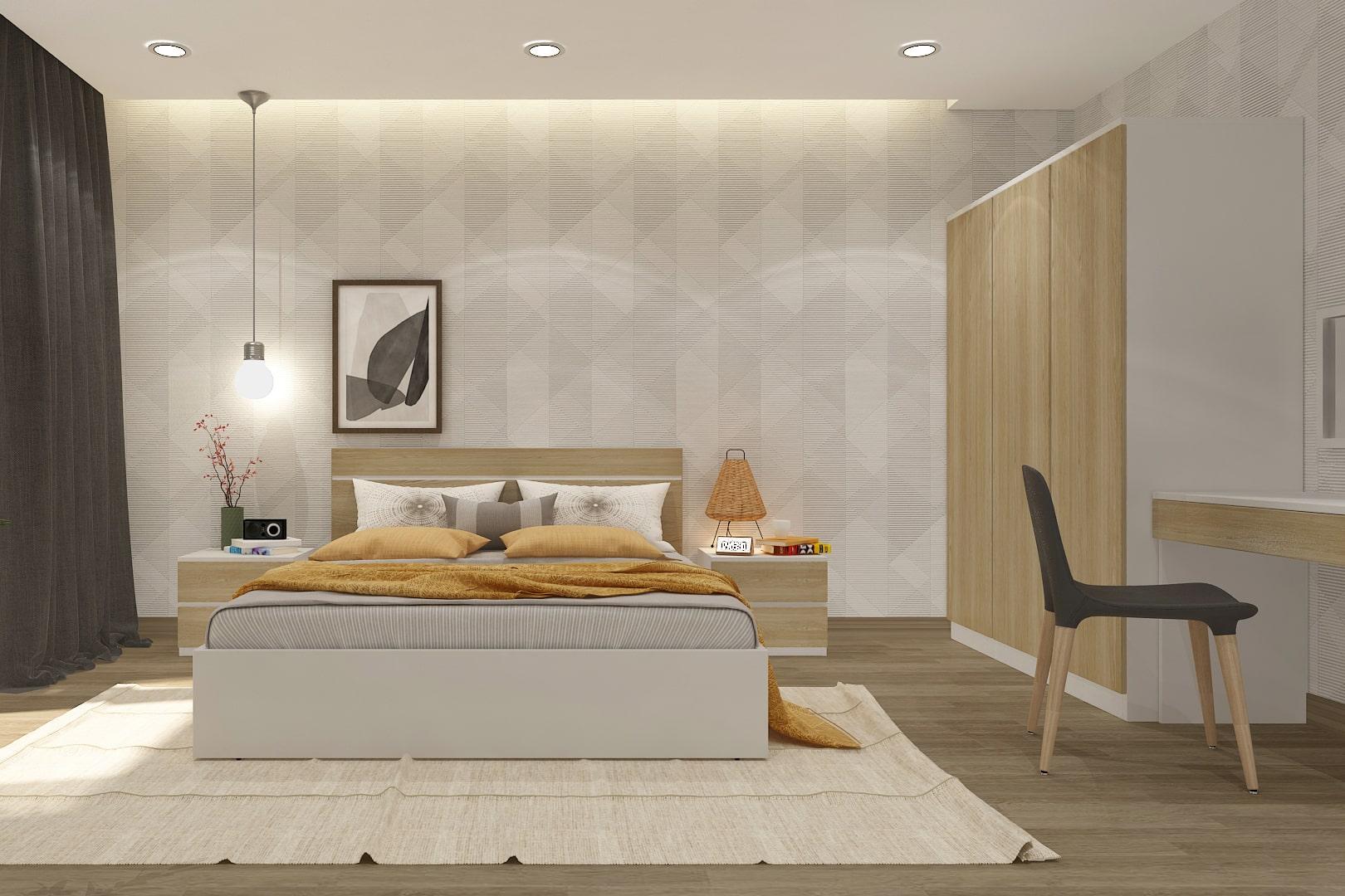 Set nội thất phòng ngủ PN-07.620WN