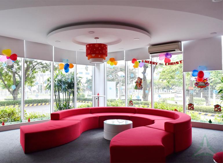 thiết kế nội thất văn phòng tphcm