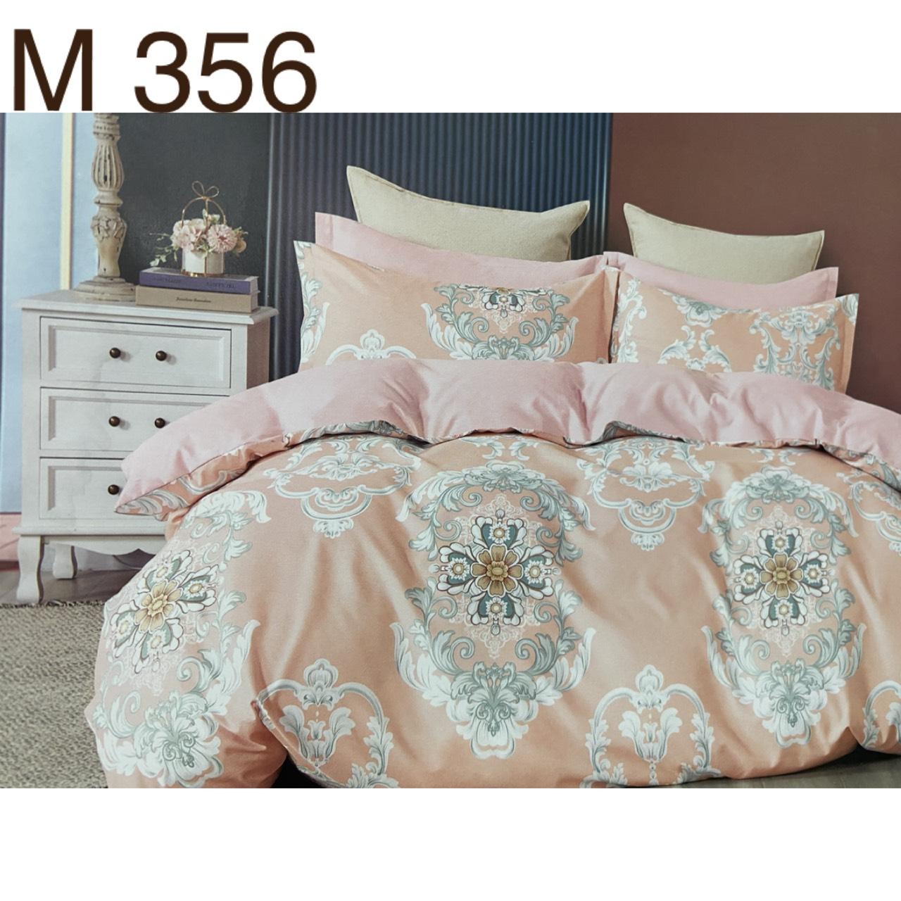 Bộ Chăn Ga Cotton Đũi Loại 1 Hàn Quốc - M356