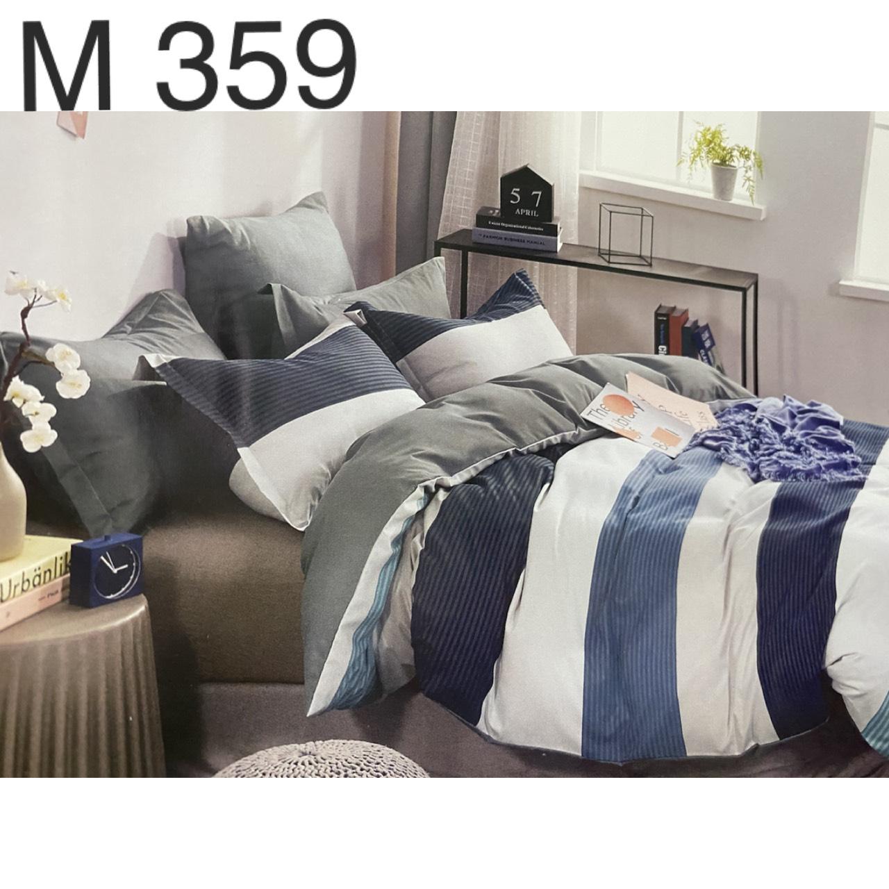 Bộ Chăn Ga Cotton Đũi Loại 1 Hàn Quốc - M359