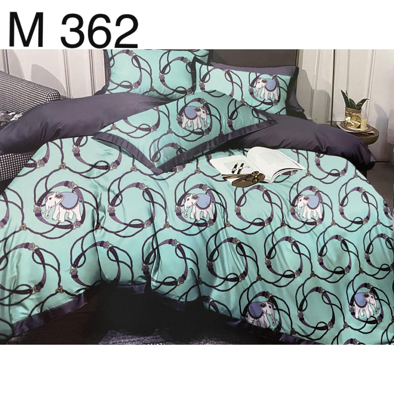 Bộ Chăn Ga Cotton Đũi Loại 1 Hàn Quốc - M362