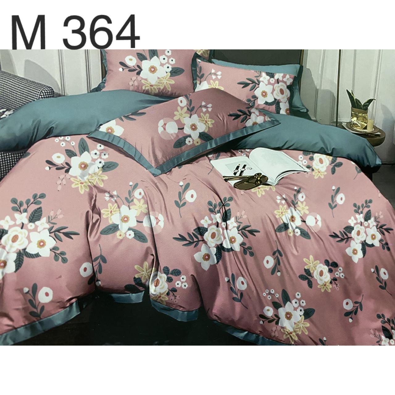 Bộ Chăn Ga Cotton Đũi Hàn Quốc - M364