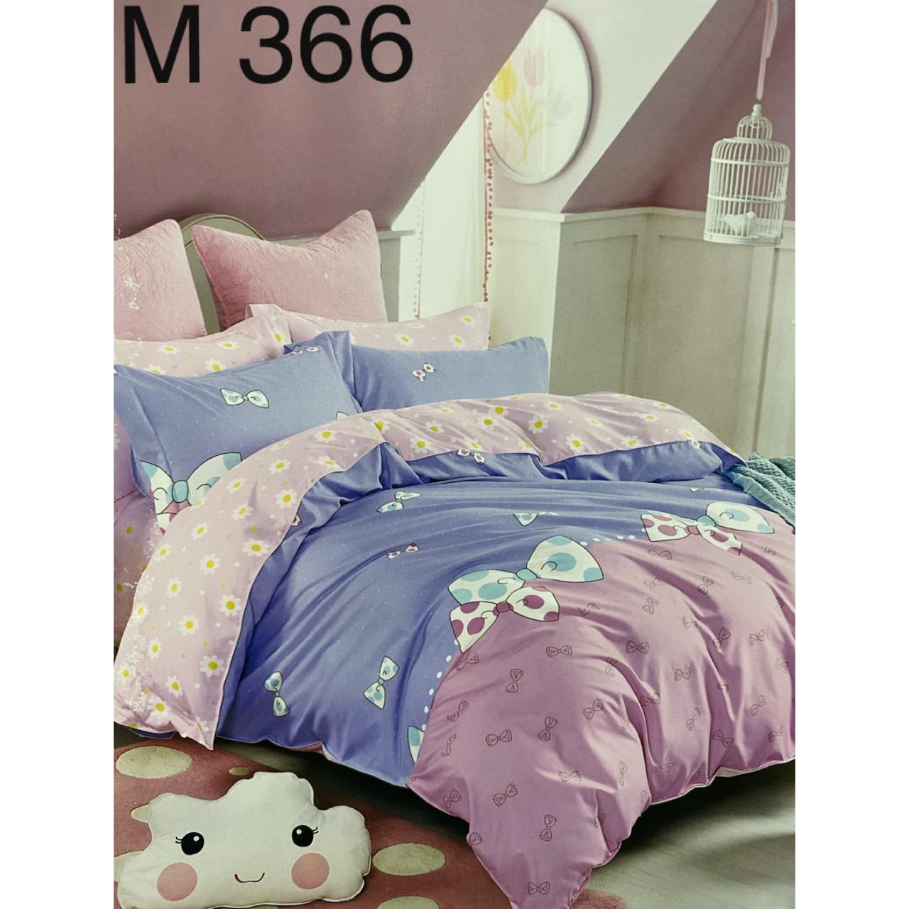 Bộ Chăn Ga Cotton Đũi Hàn Quốc - M366