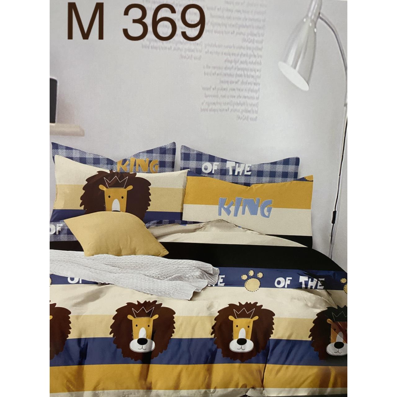 Bộ Chăn Ga Cotton Đũi Hàn Quốc - M369