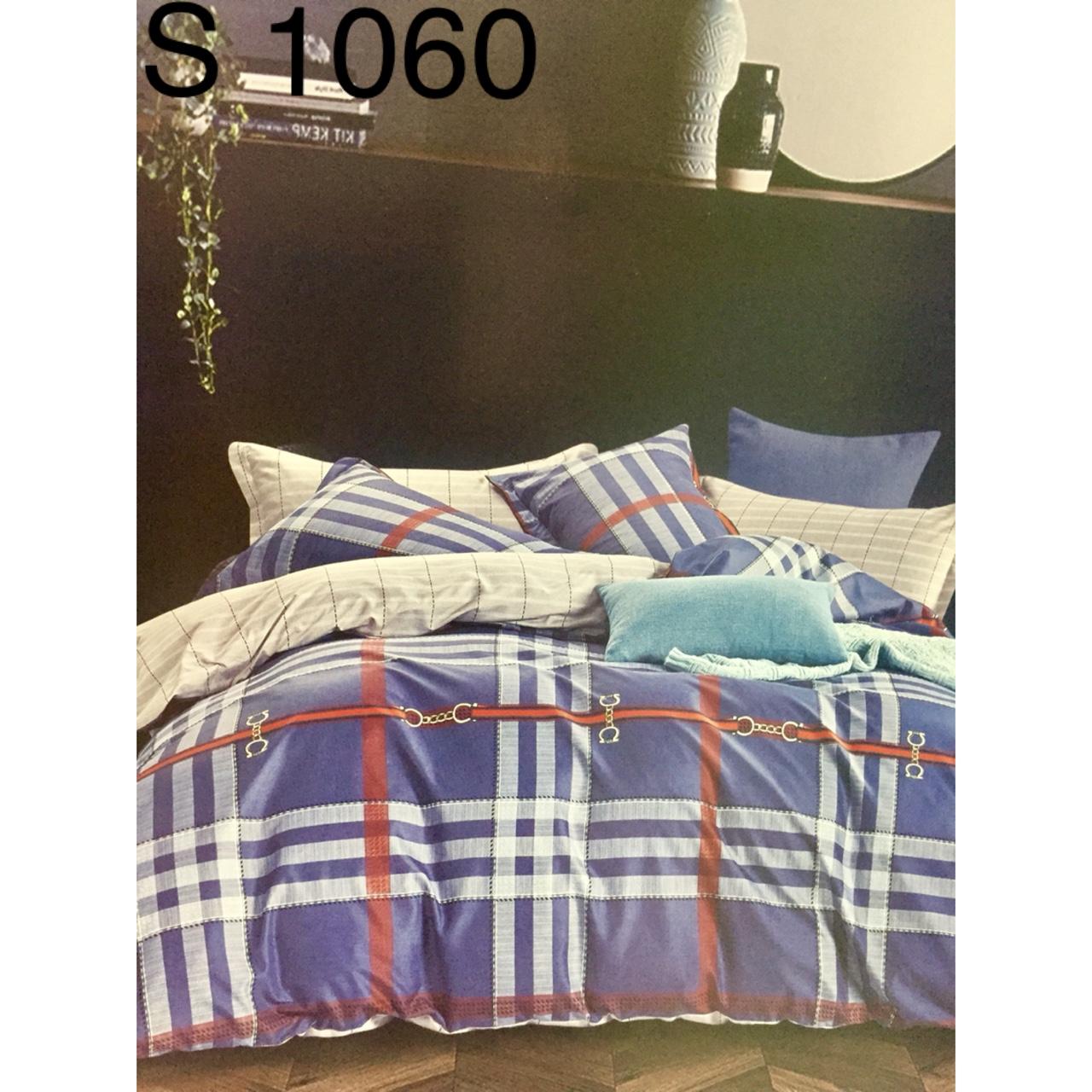 Bộ Chăn Ga Cotton Poly Hàn Quốc - Kí Hiệu: S1060
