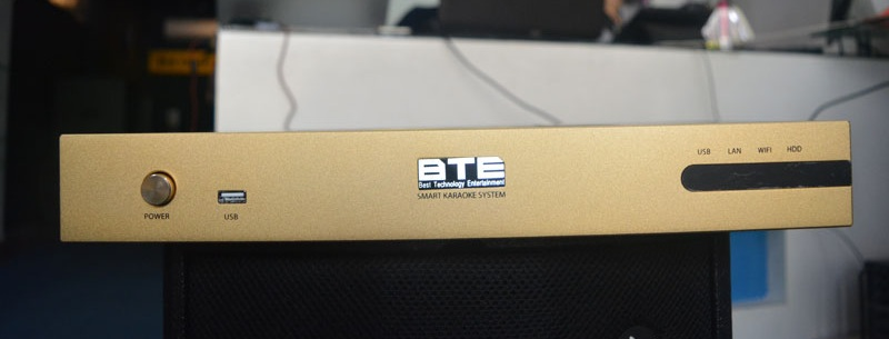 Bộ đầu màn BTE S650 NEW