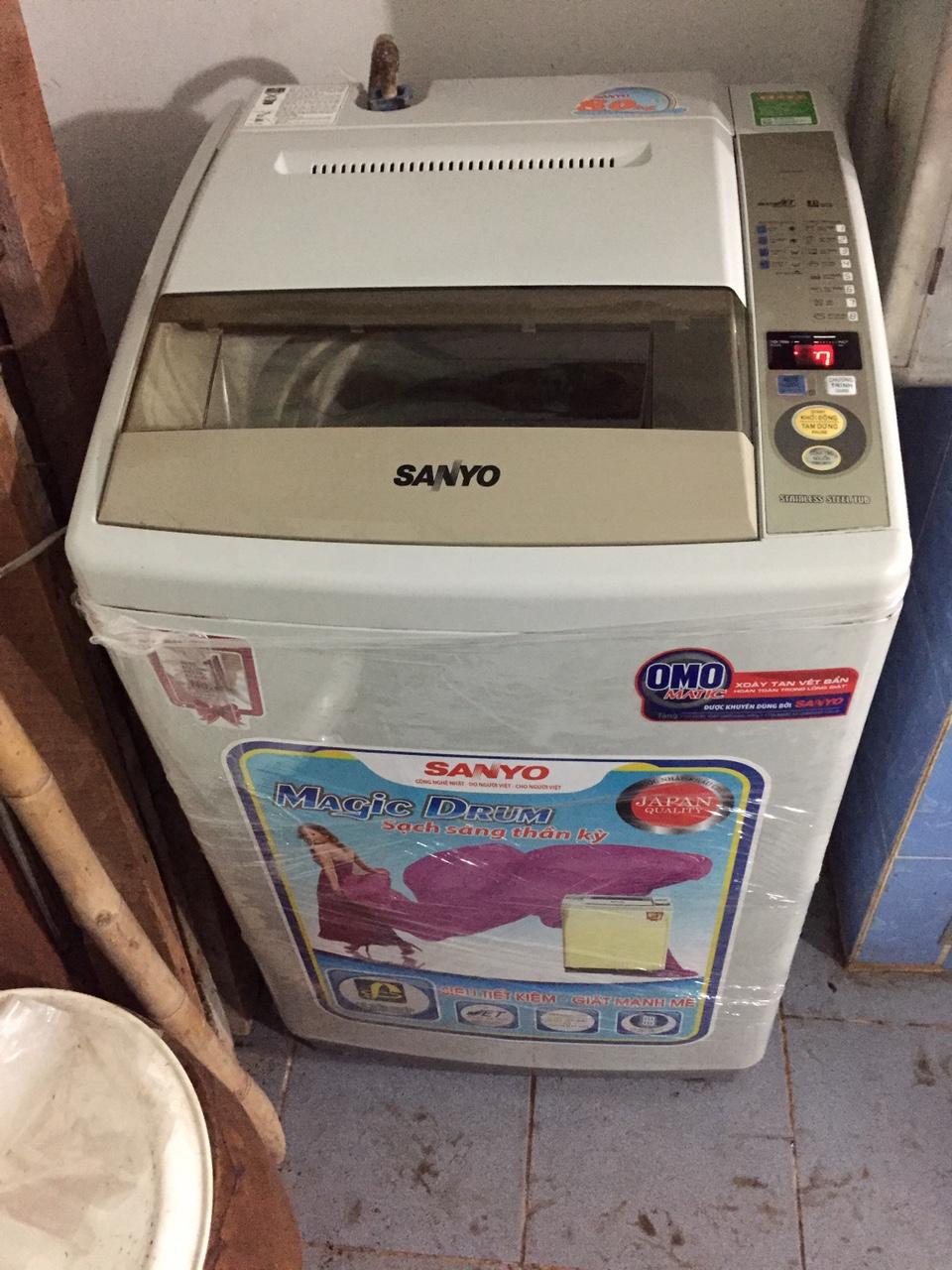 Máy Giặt Cũ Sanyo 8kg