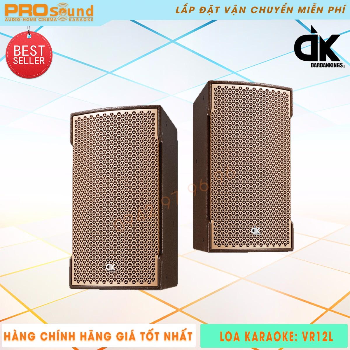 Loa DK VR12L Chính Hãng