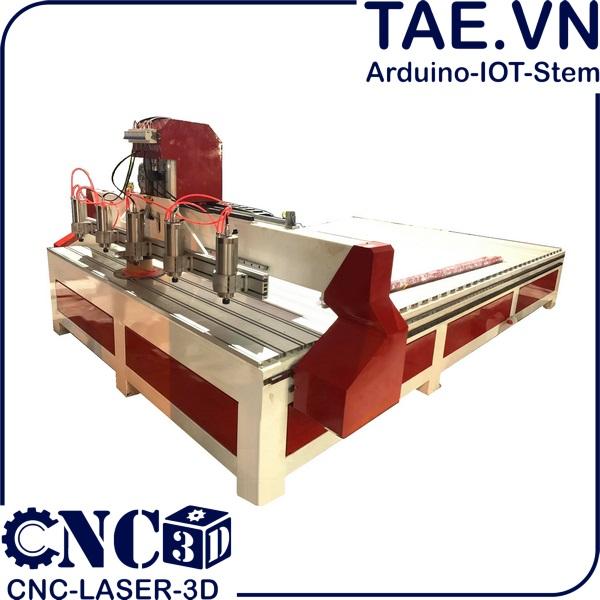 Máy CNC 2545 4 Đầu