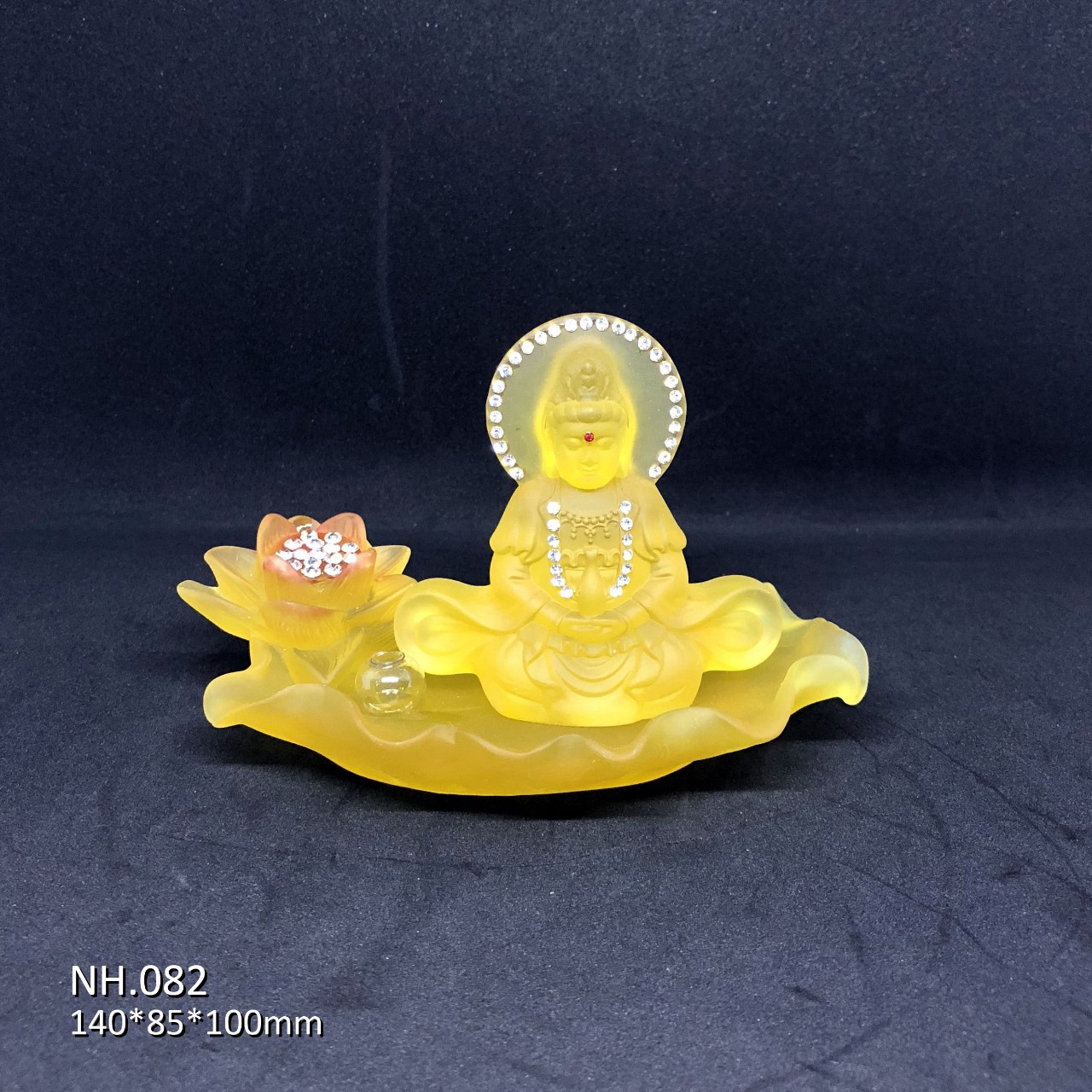 Phong thủy - Phật NH082 140x85x100mm giá sỉ và lẻ rẻ nhất
