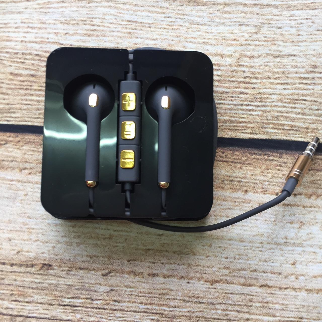 Tai nghe có dây AMW S7 nút mạ vàng hộp meka 2019 - ak3 giá sỉ và lẻ rẻ nhất