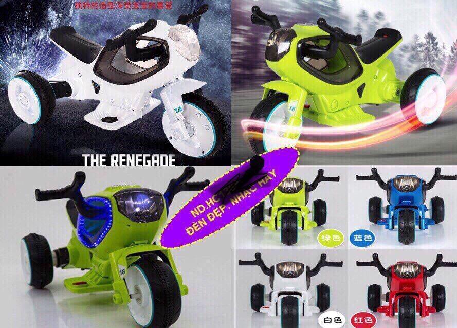 Xe điện The Renegade MS8311 (call trước 2 tiếng) giá sỉ và lẻ rẻ nhất