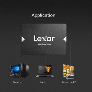 Ổ cứng SSD 240GB Lexar NS100 2.5-Inch SATA III giá sỉ và lẻ rẻ nhất