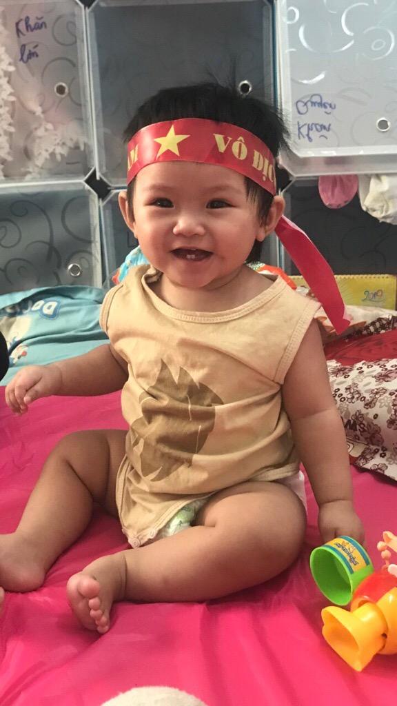 Băng rôn Tôi Yêu Việt Nam giá sỉ và lẻ rẻ nhất