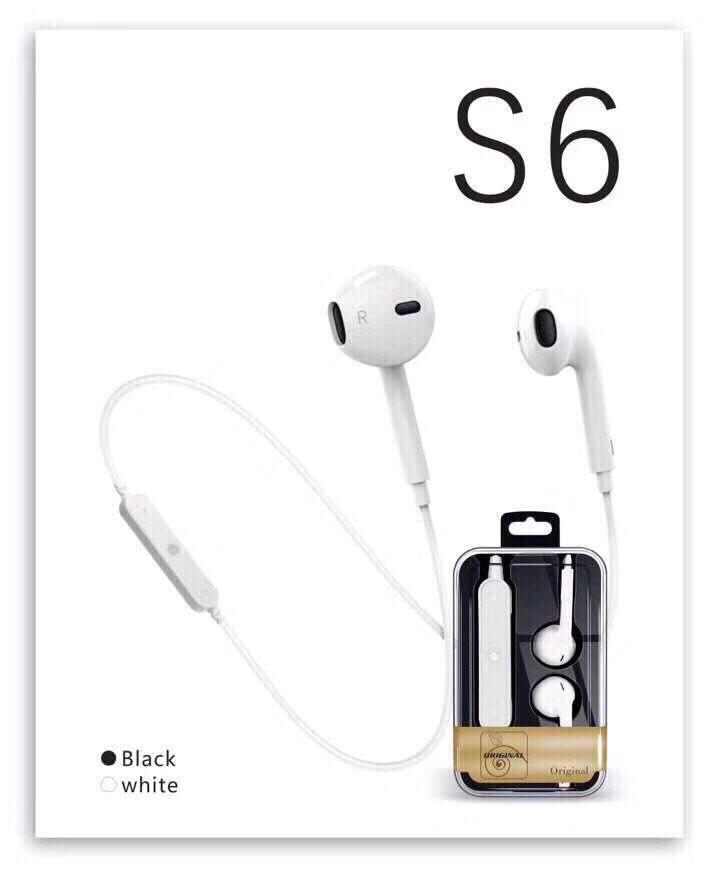 Tai nghe bluetooth Amw S6 mẫu mới hộp meka 2019 - lk3 giá sỉ và lẻ rẻ nhất