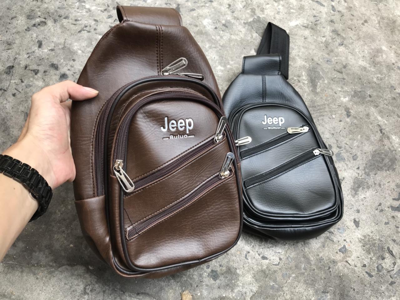 Túi đeo chéo da Jeep - tc giá sỉ và lẻ rẻ nhất