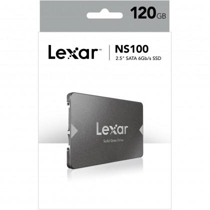 Ổ cứng SSD 120GB Lexar NS100 2.5-Inch SATA III giá sỉ và lẻ rẻ nhất