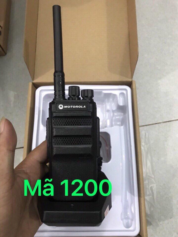 Bộ đàm Motorola CP1200 chính hãng - cc3 giá sỉ và lẻ rẻ nhất