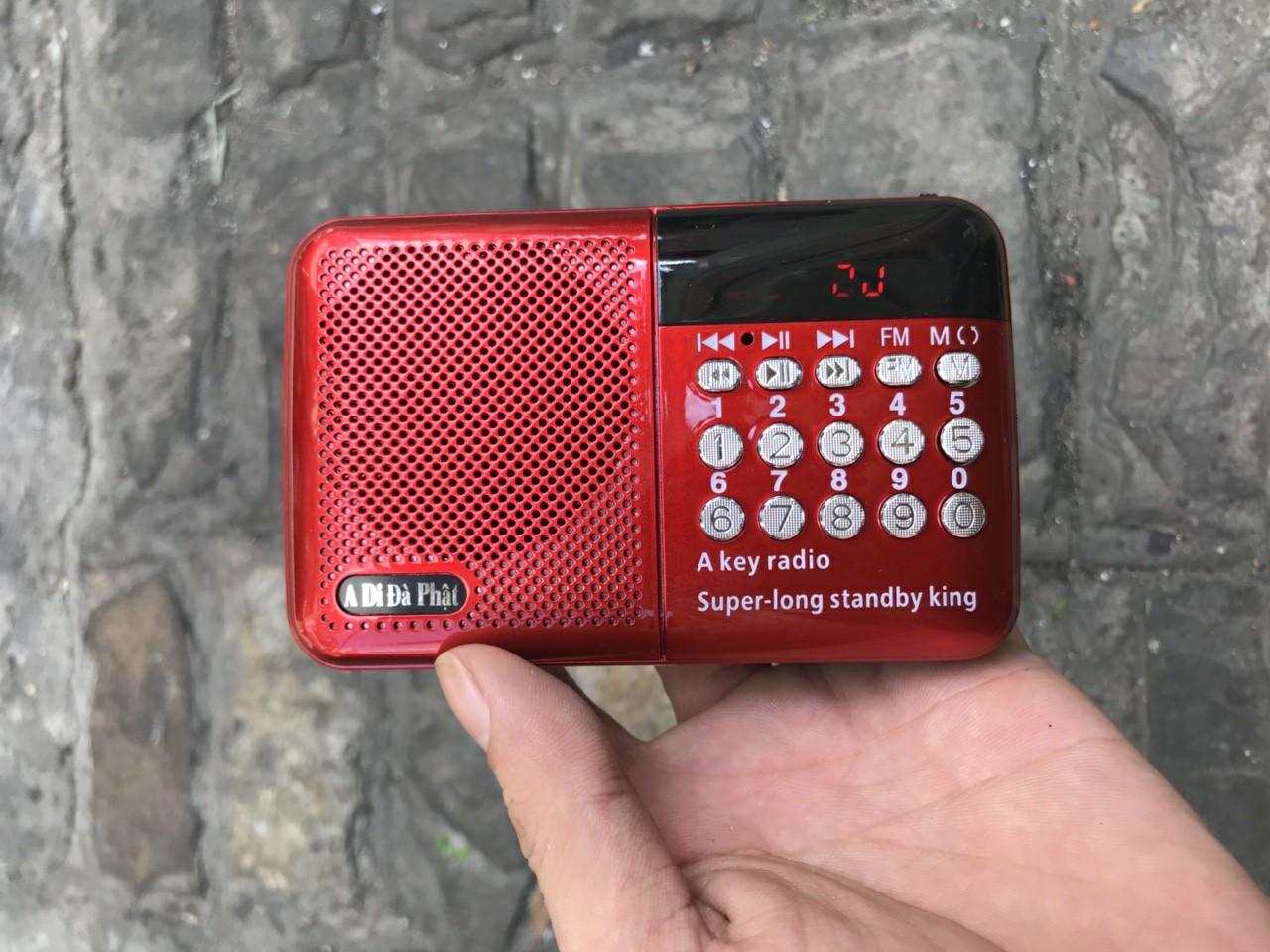 Loa nghe Pháp A Di Đà Phật K518 giá sỉ và lẻ rẻ nhất