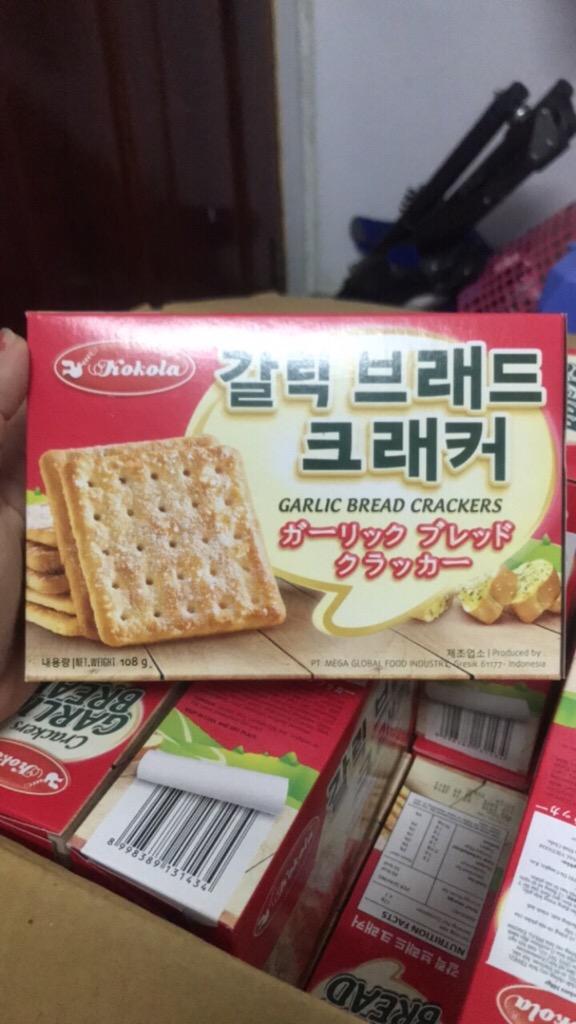 Bánh Quy KoKoLa hộp 108g siêu ngon chính hãng giá sỉ và lẻ rẻ nhất