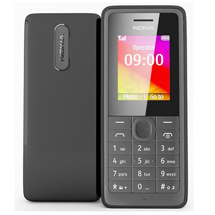 Điện thoại Nokia 106 (1 sim) ko phụ kiện giá sỉ và lẻ rẻ nhất
