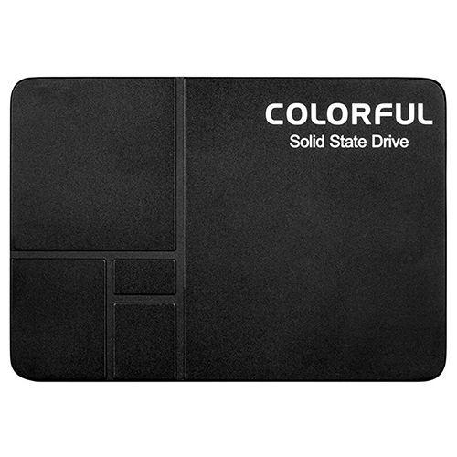 Ổ cứng SSD colorful 256GB SL500 SATA III 2.5 inch