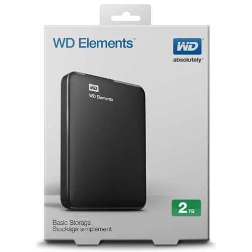 Ổ cứng di động Western Digital Element 2Tb 3.0