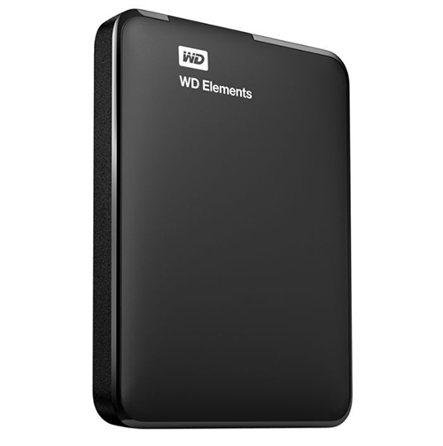 Ổ cứng di động Western Digital Element 500GB