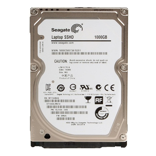 Ổ cứng HDD Laptop Seagate 1TB/7200