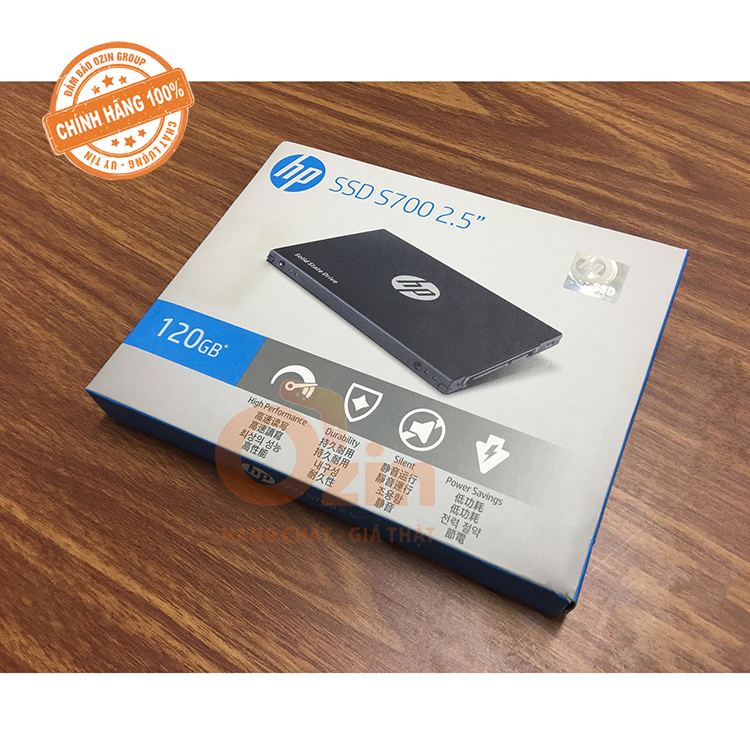 Ổ cứng SSD 120GB HP S700 2.5inch