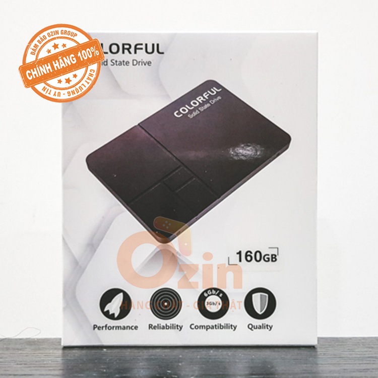 Ổ Cứng SSD Colorful 160GB
