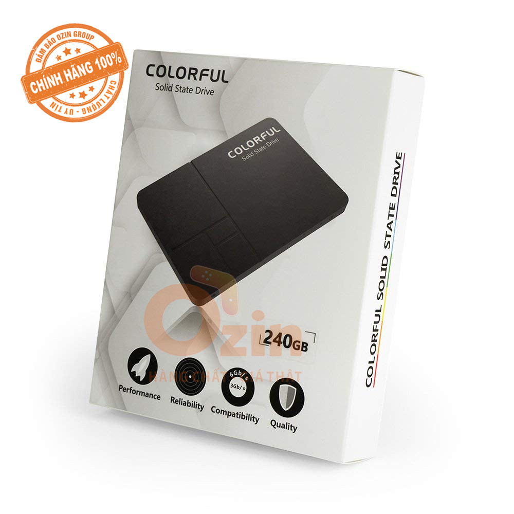 Ổ Cứng SSD Colorful 240GB