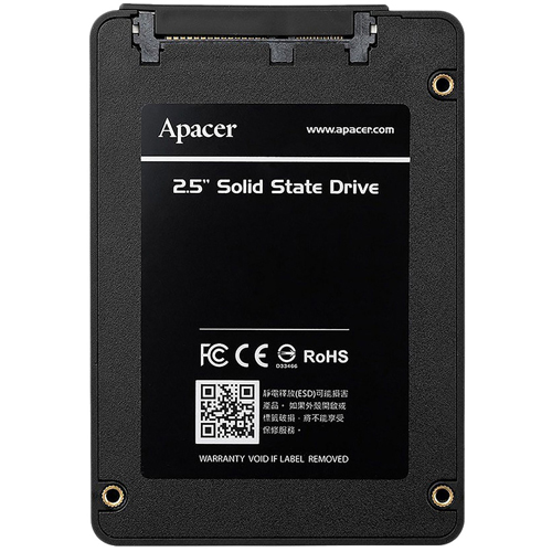 Ổ cứng SSD Apacer 240GB AS340 SATA III 2.5