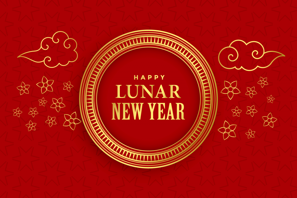 Lunar New year - KONGO's Holiday schedule 2020
