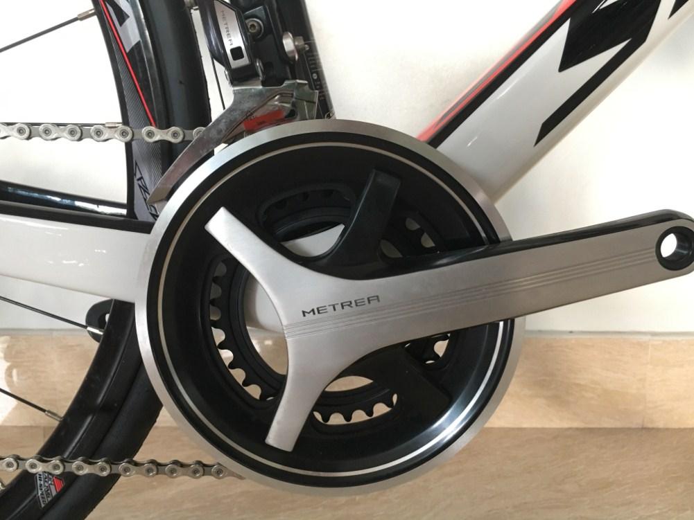 Đùi đĩa xe đạp touring Sava METREA