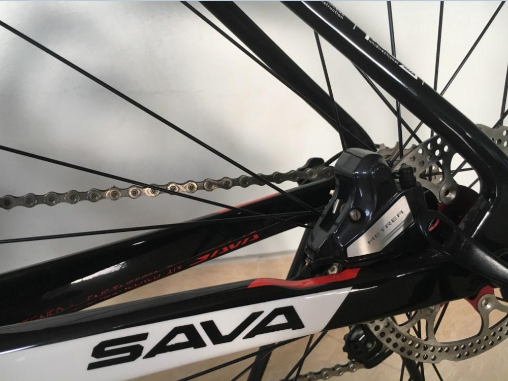 Phanh sau xe đạp touring Sava METREA