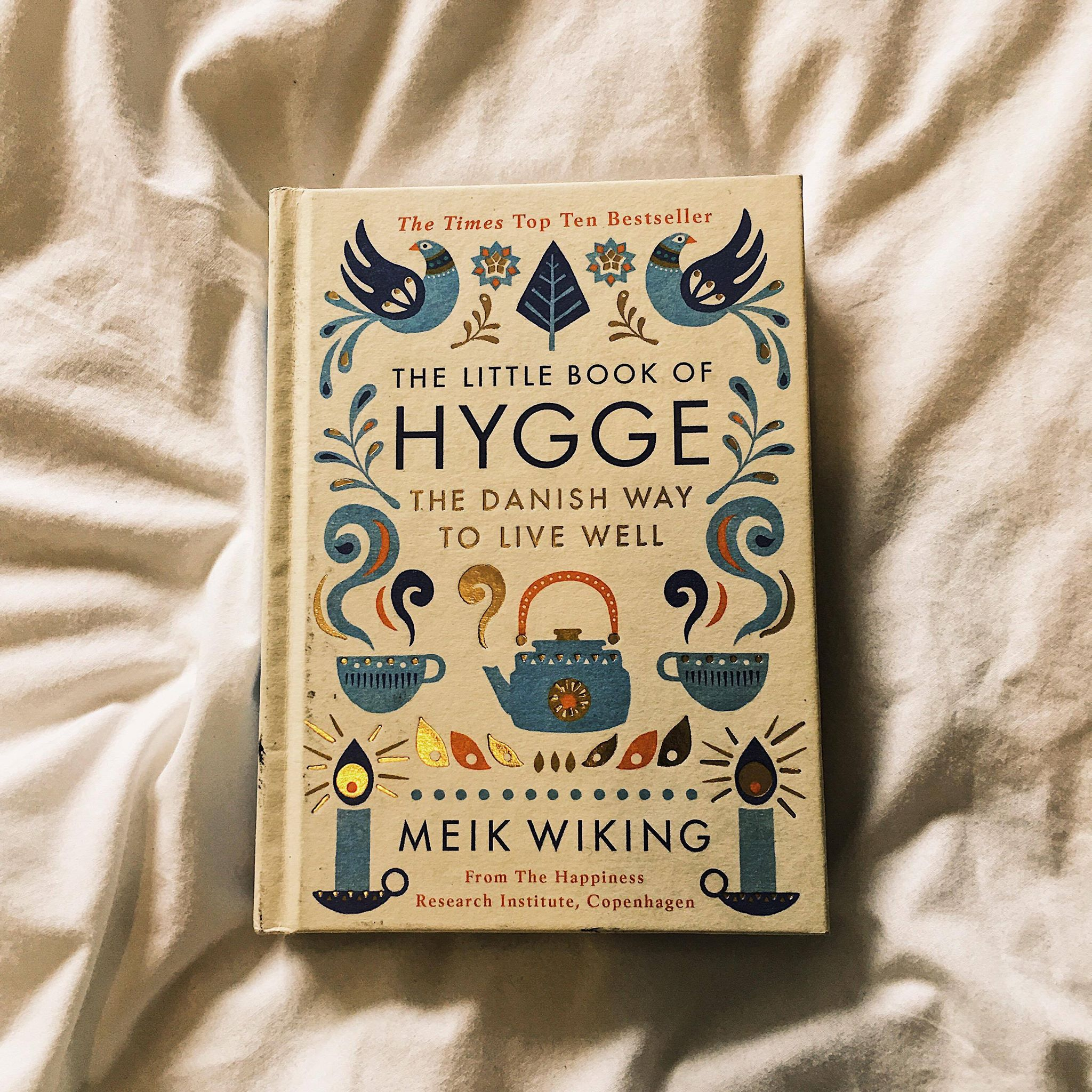 [Review] The Little Book of Hygge by Meik Wiking