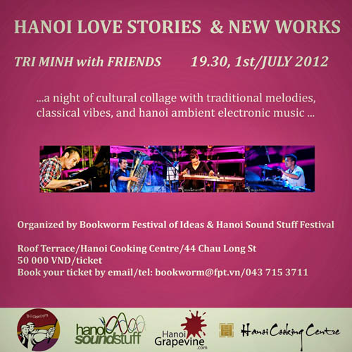 Hanoi Love Stories and New Works Mini Concert