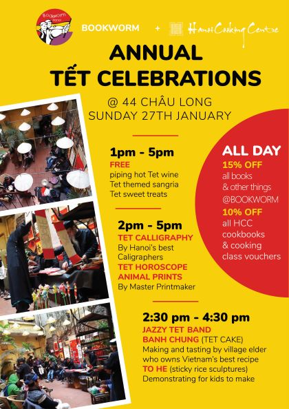 Annual Tet Celebrations
