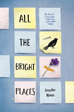 All the Bright Places by Jennifer Niven - Bookworm Hanoi