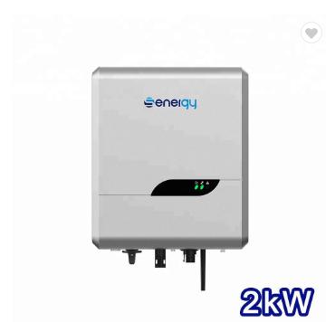 Bộ hòa lưới cao cấp Senergy-2KW
