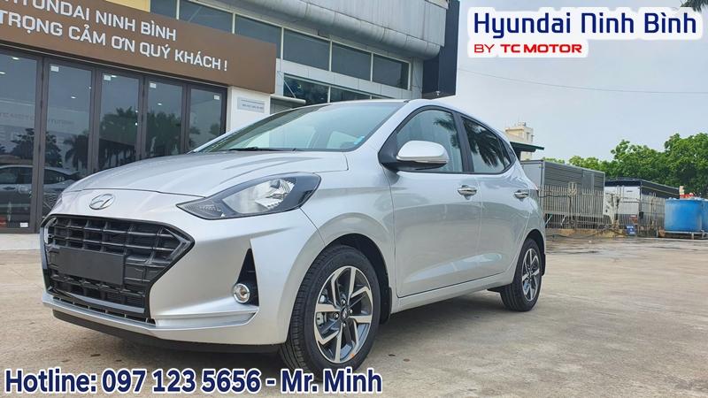 Hyundai Grand I10 1.2 MT All New 2021 - Bản Tiêu Chuẩn